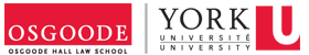 Osgoode Hall Law School of York University
