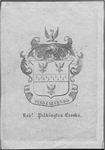 Crooks, Robt. Pilkington (1817-1866)