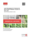 Land Development & Commercial Real Estate Problems (Volume II): 2018-19 by Morton G. Gross