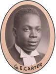 The Honourable George E. Carter '48 (1921- )