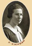 Helen A. Kinnear '20 (1894-1970)