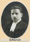 David A. Croll '24 (1900–1991)