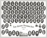 Osgoode Hall Law School Class of 1919