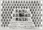 Osgoode Hall Law School Class of 1941