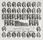 Osgoode Hall Law School Class of 1945