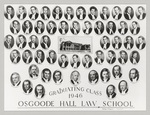 Osgoode Hall Law School Class of 1946