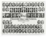Osgoode Hall Law School Class of 1952