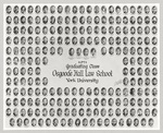 Osgoode Hall Law School Class of 1971