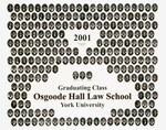 Osgoode Hall Law School Class of 2001