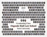 Osgoode Hall Law School Class of 2010