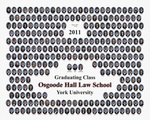 Osgoode Hall Law School Class of 2011