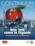Continuum: Volume 25, Number 5 (Winter 2005) by Osgoode Hall Law School of York University