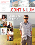 Continuum: Volume 37 (Winter 2013)
