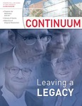 Continuum: Volume 38 (Winter 2014)