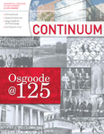 Continuum: Volume 39 (Winter 2015) by Osgoode Hall Law School of York University