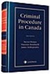 Criminal Procedure in Canada