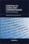 Contracts: Cases and Commentaries, 8th Edition by Stephanie Ben-Ishai and David Percy