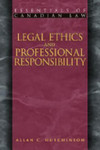 Legal Ethics and Professional Responsibility [1st Edition]