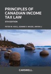 Principles of Canadian Income Tax Law [8th Edition]