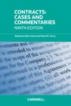 Contracts: Cases and Commentaries, Ninth Edition by Stephanie Ben-Ishai and David R. Percy