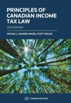 Principles of Canadian Income Tax Law by Jinyan Li, Joanne E. Magee, and J. Scott Wilkie