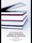 The Comprehensive Guide to Legal Research, Writing and Analysis, 3rd Edition by Moira McCarney, Ruth Kuras, Annette Demers, and Shelley Kierstead