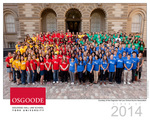 First Day of Law School: Class of 2014 by Osgoode Hall Law School of York University