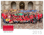 First Day of Law School: Class of 2015 by Osgoode Hall Law School of York University