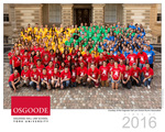 First Day of Law School: Class of 2016 by Osgoode Hall Law School of York University