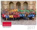 First Day of Law School: Class of 2017 by Osgoode Hall Law School of York University