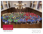 First Day of Law School: Class of 2020 by Osgoode Hall Law School of York University