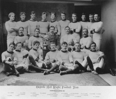 1892 - The Legalites
