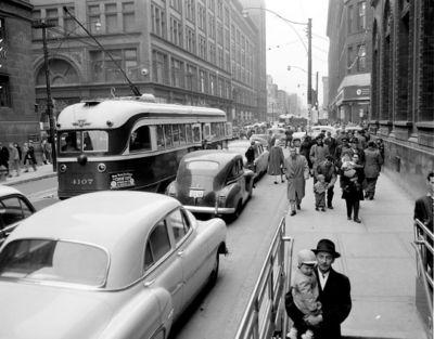 1950 - A Rocky Start