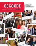 The Osgoode Brief (Fall 2015) by Osgoode Hall Law School of York University