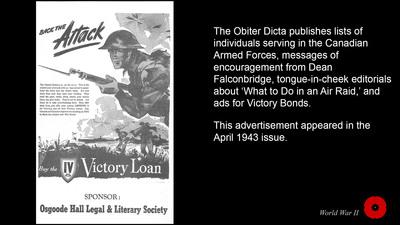 Victory Bond Ads