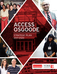 2017-2020 Strategic Plan: Access Osgoode by Lorne Sossin